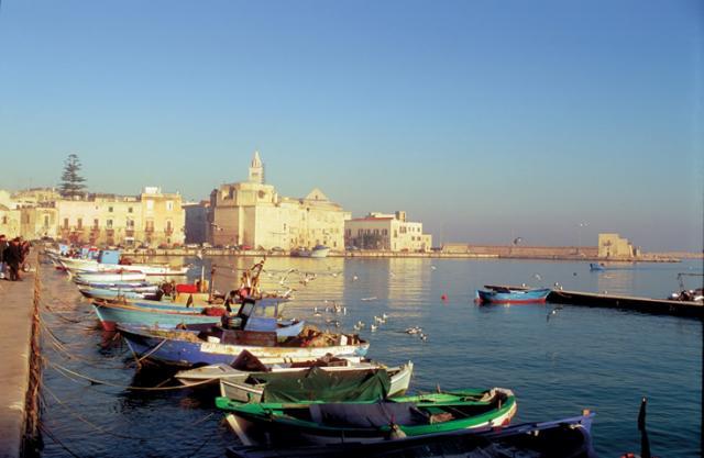 Bari Italy Vacations