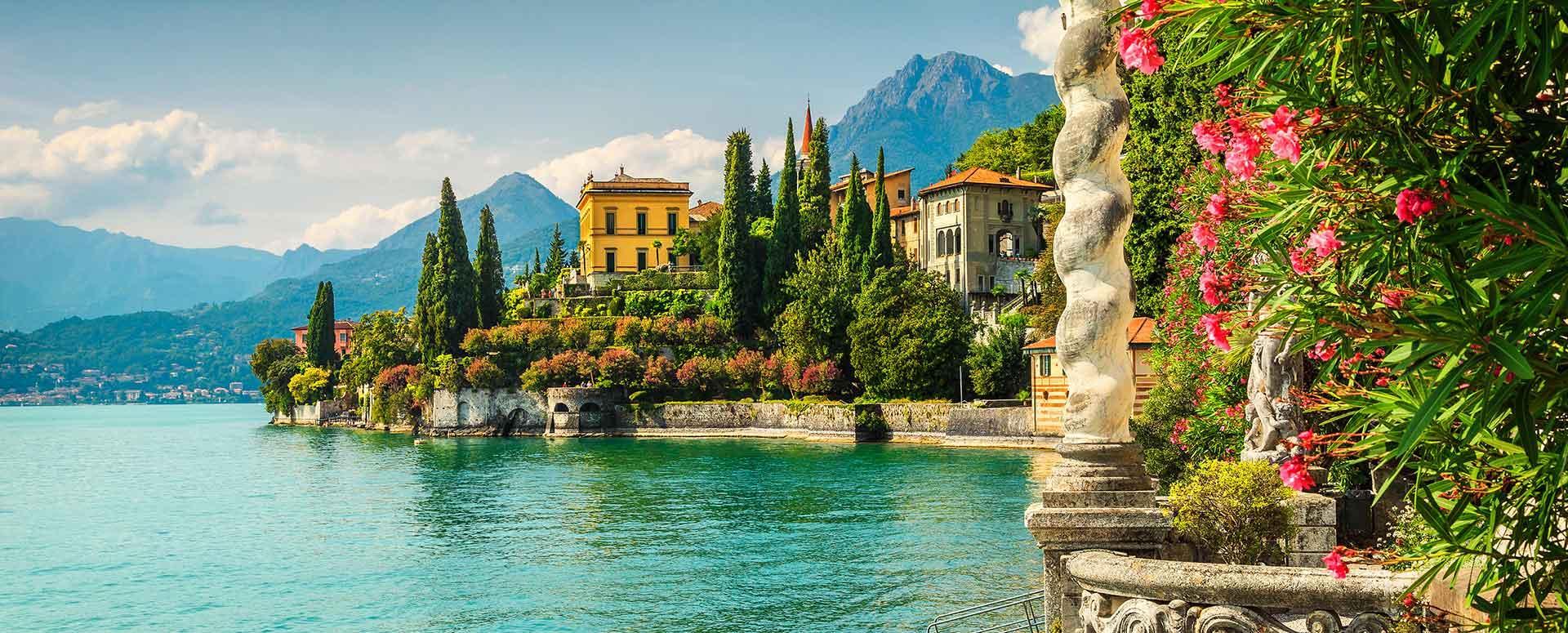 ITALIAN RIVIERA & LAKE COMO