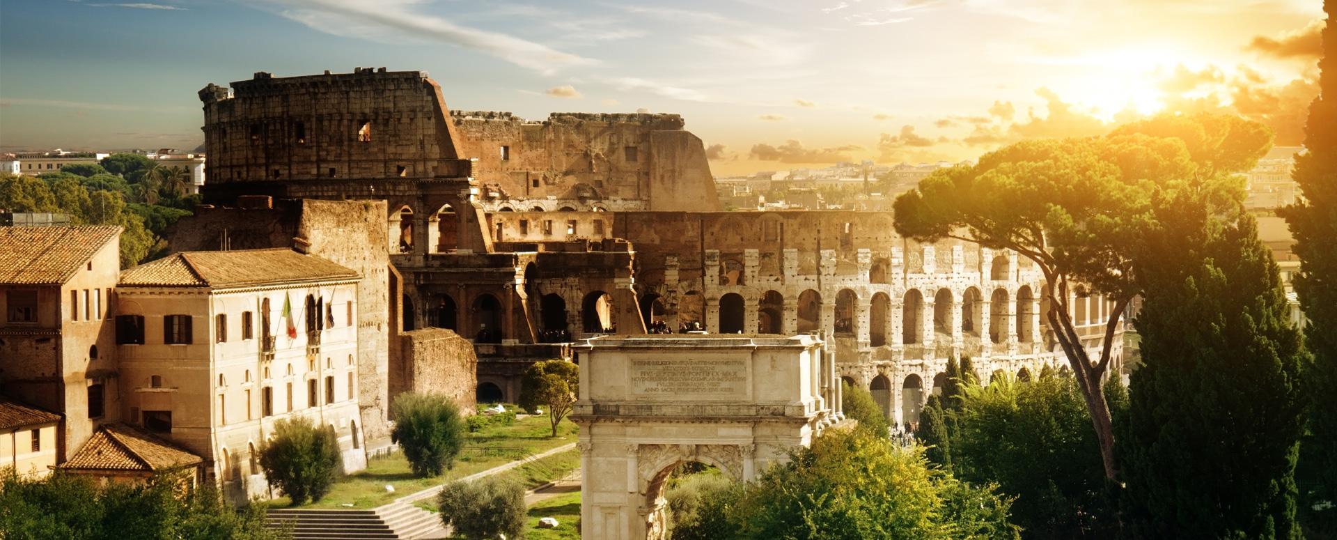 8 Day Roman Adventure